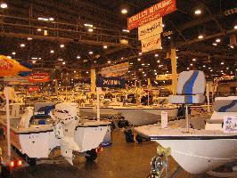 2006 Houston International Boat, Sport & Travel show