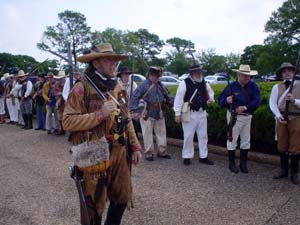 San Jacinto Re-enactment