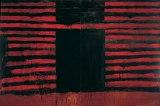 Frank Stella's great Jones Street, 1958