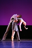 Houston Ballet Ben Stevenson Academy Dancers