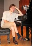Pianist Tilmann Loeser