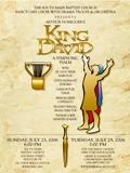 South Main Baptist Church presents King David