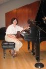 Charlotte Mueller in KUHF's Studio 3-C
