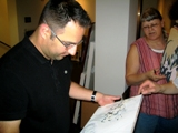 Dominic Molon: Guest Juror, The Big Show 2006
