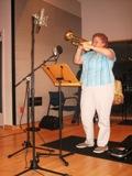 Trumpeter Carol Morgan
