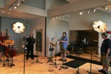 Woody and his Band in Studio 3-C