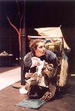 Lindsay Sweeney in Collide's Shakespeare's Women