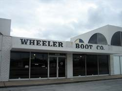 Wheeler Boot Company