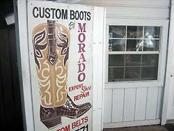 Morado Custom Boots