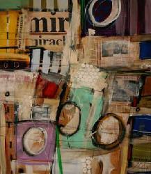 John Palmer's collage for Via Colori