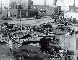1943 Hurricane