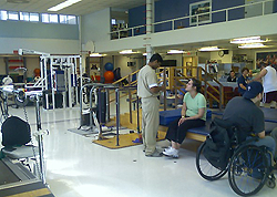 image of rehabilitation equipment