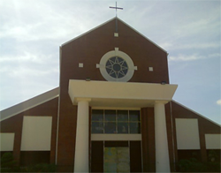 Vietnamese Martyrs church