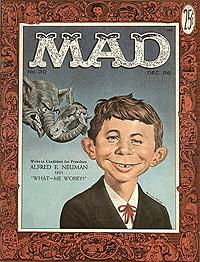 image of Mad Magazine
