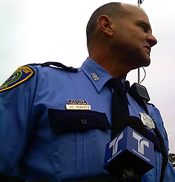 image of Officer Jay Roberts