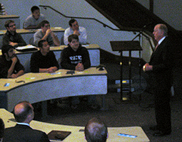 image of  T. Boone Pickens at Rice University