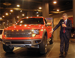 image of F-150 Raptor