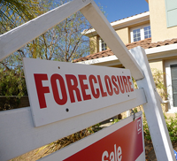 image of foreclosed home