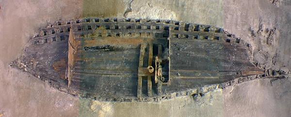 image of La Belle hull