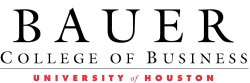 UH Bauer College of Business Logo