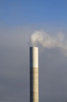 image of carbon chimmney