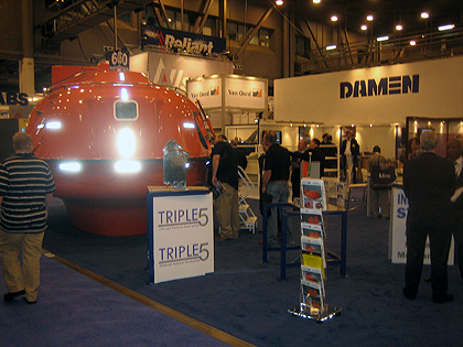 image of an OTC exhibit