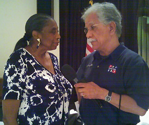 image of Elsie Jones and Pat Hernandez