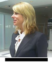 TSA Official Andrea McCauley