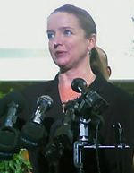 image of Executive director of Crime Stoppers Katherine Cabaniss