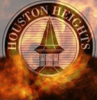 Houston police and fire officials continue the search for an alleged arsonist in the Heights area. As many as nine fires may have been set by one person. People in the community are fearful of how long this may continue and how much more damage could be done. Laurie Johnson has more.