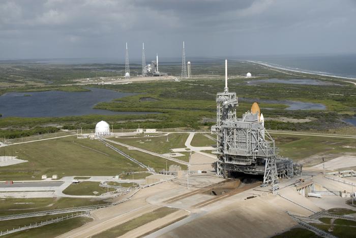Ares 1-x rocket
