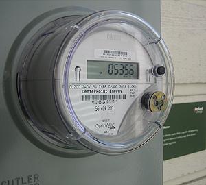 CenterPoint meter