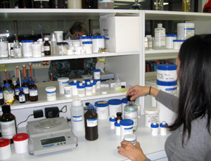 PCCA mixing compounds