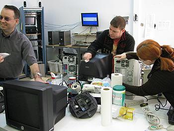 computer technicans