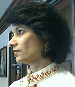 Dr. Renu Khator is University of Houston Chancellor