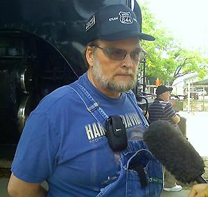 Engineer Steve Lee