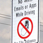 Missouri City motorists will be reminded this Memorial Day weekend that texting while driving will be against the law beginning June first. Pat Hernandez has the story.