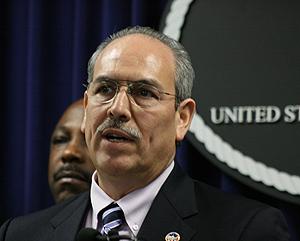 U.S. Attorney Jose Moreno