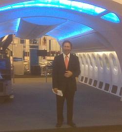 Dave Hilfman, Sr. VP Worldwide Sales, Continental Airlines