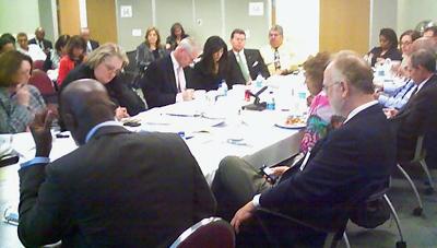 HISD Board Meeting
