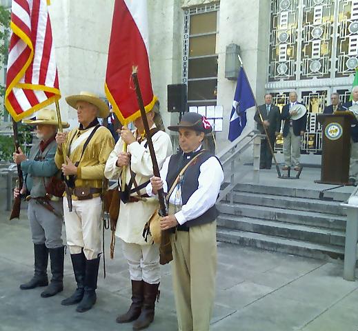 Texas militia