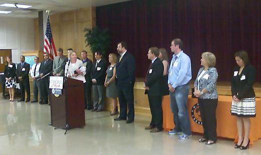 principals of top schools 2011