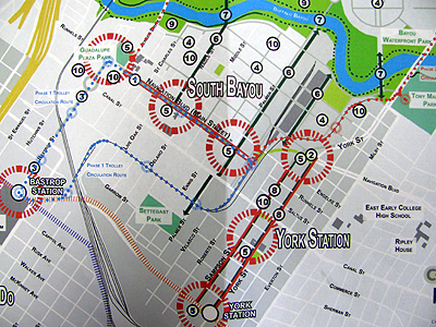 East End vision map