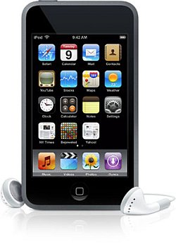 Teachers will use an iPod Touch to record their moods