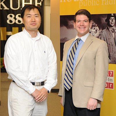 Rex Du and Andrew Schneider