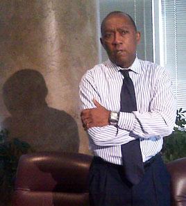state rep Sylvester Turner