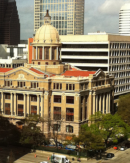Harris County Courthouse