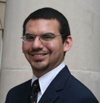 UH associate history professor George Diaz