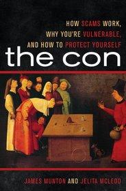 The Con book cover