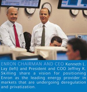 Enron Annual Report, 1998